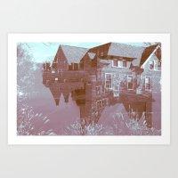 Bewilder Art Print