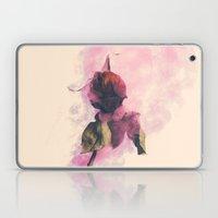 Rose And Smoke Romance Laptop & iPad Skin