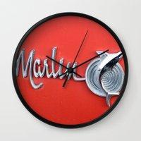 Marlin Wall Clock