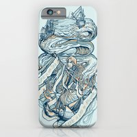 iPhone & iPod Case featuring Life & Love at Sea by jewelwing