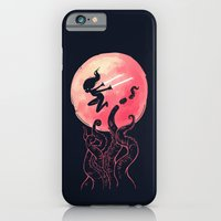 iPhone & iPod Case featuring Kraken by Freeminds