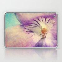 Up-Close Laptop & iPad Skin