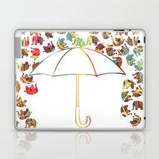 Rain in Africa Laptop & iPad Skin