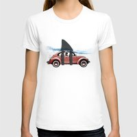 vw T-shirts featuring VW soup by vin zzep