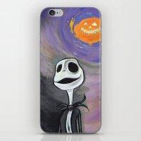 Jack iPhone & iPod Skin