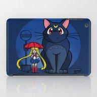 My Neighbor Luna iPad Case