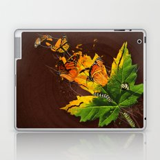 Monarchs Laptop & iPad Skin