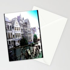 Gent, Belgium Postcard/Print Stationery Cards