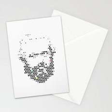 Marx in Dots Stationery Cards