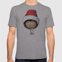 Mr. Zhong: Chilly Mens Fitted Tee Athletic Grey SMALL