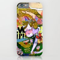 iPhone & iPod Case featuring lvl up by Kira Leigh