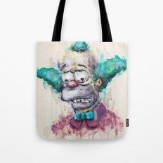 Krusty Tote Bag