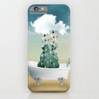 SHOWER CURTAIN iPhone 6 Slim Case