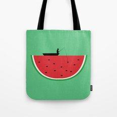 Watermelon Fisher Tote Bag