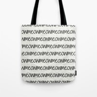 Meowmeowmeow Tote Bag