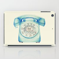 Rotary Telephone - Ballp… iPad Case