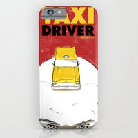 Taxi Driver iPhone 6 Slim Case