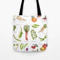 Calendar-January Thru Ju… Tote Bag