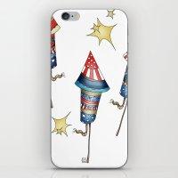 Happy 4th! iPhone & iPod Skin