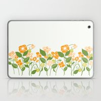 Karis Flowers Laptop & iPad Skin