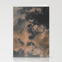 Overcast Stationery Cards