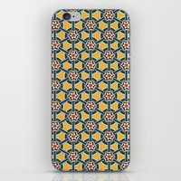 Pattern2 iPhone & iPod Skin