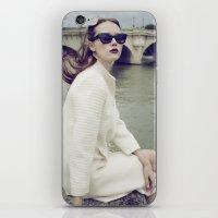 Paris Vintage 2 iPhone & iPod Skin