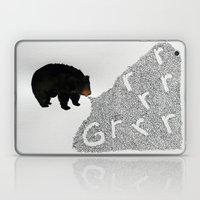 Grrrrrr... Laptop & iPad Skin
