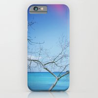 Beach Multiple Exposure iPhone 6 Slim Case