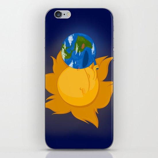 Global Warming #1 iPhone & iPod Skin
