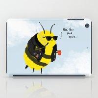 Festival Bees iPad Case