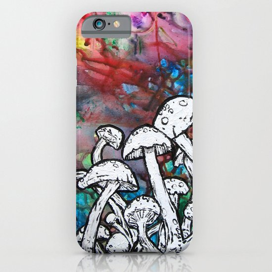 shrooms iPhone & iPod Case