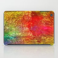iPad Case featuring Abstract Colors 8888 by Lo Coco Agostino