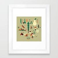 Countrylife #2 — Grass Framed Art Print