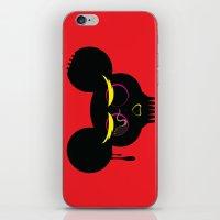 Rat Poison iPhone & iPod Skin