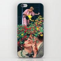 Growing Love iPhone & iPod Skin