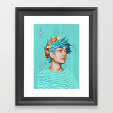 STARRY Framed Art Print