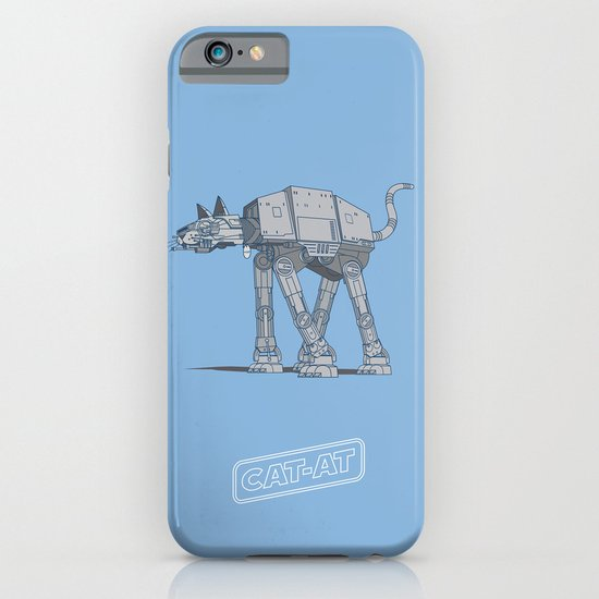 Cat-At iPhone & iPod Case