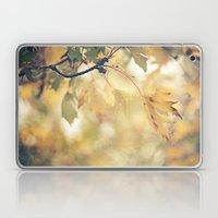Autumn Yellows Laptop & iPad Skin