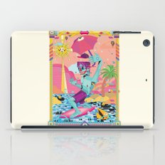 surfeur iPad Case
