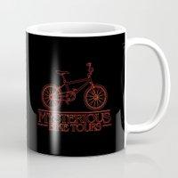 Mysterious Bike Tours Mug