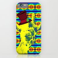 Xmas Raffe iPhone 6 Slim Case