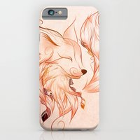 iPhone & iPod Case featuring Fox  by LouJah