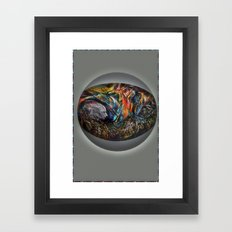 UNIVERSAL GUIDE Framed Art Print