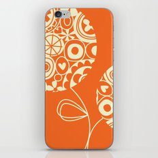 Sunburst bouquet iPhone & iPod Skin