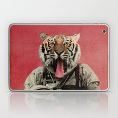 Space Tiger Laptop & iPad Skin