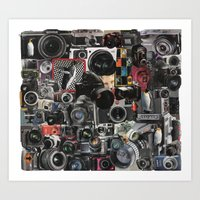 COLLAGE LOVE: How Do You… Art Print