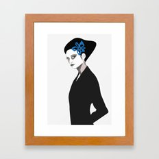 I got so much to show you  Framed Art Print