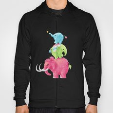 Elephants Hoody
