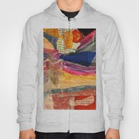 Collage Love - Asian Tie Hoody